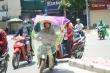 Trung Bộ nắng trên 39 độ C, chỉ số tia UV ở Hà Nội mức nguy hại rất cao