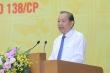 Phó Thủ tướng: Một bộ phận cán bộ tha hóa, biến chất, tiếp tay cho tội phạm