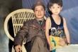 Con trai NSND Hoàng Dũng: 'Con hẹn bố ở một nơi khác'