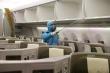 Cận cảnh quy trình phun thuốc khử trùng máy bay phòng dịch Covid-19