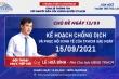 Phó Chủ tịch TP.HCM sẽ đối thoại trực tiếp về kế hoạch phục hồi kinh tế sau 15/9