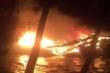 Nổ bình gas, chìm tàu cá, 2 ngư dân thiệt mạng