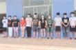 Bắt nhóm người Trung Quốc nhập cảnh trái phép vào Việt Nam đánh bạc