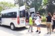 Nhóm thiện nguyện Hội An chở người đến và rời khu cách ly miễn phí