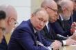 Tổng thống Putin: Ai đó luôn muốn điều khiển Nga từ bên ngoài