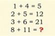 Bài toán tưởng đơn giản nhưng khiến nhiều người lúng túng