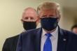 Ông Trump thừa nhận COVID-19 ngày càng tồi tệ, thúc giục dân Mỹ đeo khẩu trang