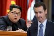 Lãnh đạo Triều Tiên Kim Jong-un gửi thư đáp lời Tổng thống Syria
