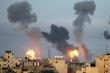 Israel và Hamas không kích lẫn nhau, tên lửa rực sáng dải Gaza