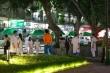 Tụ tập đông người trong Bệnh viện Bạch Mai: Bộ Y tế đề nghị xử lý