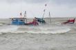 Tàu câu mực của ngư dân Quảng Ngãi bị đâm chìm, 1 người mất tích