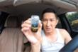 Huy Khánh đột nhập xe chở đầy túi hiệu của Ngọc Lan
