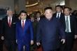 Cập nhật: Chủ tịch Kim Jong-un về đến khách sạn Melia Hà Nội