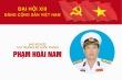Infographic: Sự nghiệp Phó Đô đốc, Thứ trưởng Bộ Quốc phòng Phạm Hoài Nam