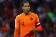 Van Dijk chia tay EURO 2020