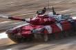 Video: Xe tăng Nga đạt vận tốc 80 km/h, nhanh chóng cán đích tại Army Games 2020