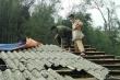 Mưa đá, dông lốc gây chết người ở Sơn La