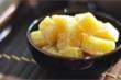 Cách làm mứt khoai lang vàng ươm, lạ miệng cho ngày Tết