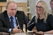 Nữ nhà báo Mỹ thách đấu quyền anh, Tổng thống Putin đáp trả bất ngờ
