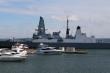 Bất chấp căng thẳng với Nga, Anh tuyên bố tiếp tục đi tàu qua Crưm