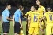 Thua đau phút 89, SLNA đề nghị ban tổ chức xem lại trận đấu