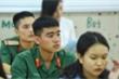Những điểm mới trong tuyển sinh các trường quân đội năm 2021