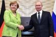 Đức đề nghị Mỹ cho phép tách khỏi các lệnh trừng phạt Nga