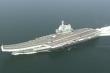Nhóm tấn công tàu sân bay Trung Quốc tập trận ở Biển Đông