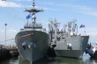 2 tàu Hải quân Hàn Quốc cập cảng Tiên Sa, thăm hữu nghị Đà Nẵng