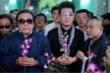 Phước Sang, Thanh Bạch thất thần đưa tiễn nghệ sĩ Khánh Nam