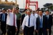 Thủ tướng thăm Cảng quốc tế Long An và dự án Nhà máy điện LNG