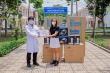 Beko tặng thiết bị điện tử gia dụng cho bệnh viện dã chiến Củ Chi