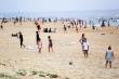 Xuống nhóm nguy cơ thấp, Quảng Nam vẫn tiếp tục cấm tắm biển