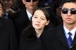 Em gái Kim Jong-un ngày càng quyền lực