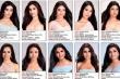 30 thí sinh cuộc thi 'Hoa hậu Ấn Độ 2019' giống nhau như một