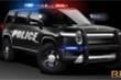 Bộ đôi chạy điện Rivian R1S và R1T tăng tốc như siêu xe cảnh sát
