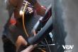 Những tên 'đồ tể' chọc vỏ xe đội lốt thợ trên quốc lộ ở TP.HCM