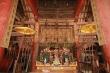Chiêm ngưỡng vẻ đẹp trứ danh của Bảo vật Quốc gia-Cửa võng đình Diềm