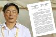 Chủ tịch tỉnh Thanh Hóa yêu cầu bầu Đệ rút công văn xin dừng tham gia V-League