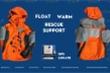 Sinh viên tạo áo phao cứu hộ đa năng định vị GPS, giúp ngư dân yên tâm đi biển