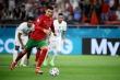 Ronaldo san bằng kỷ lục 109 bàn thắng: Tinh thần thép và khát vọng chinh phục