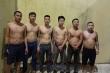 30 côn đồ nổ súng bắn nhau gây náo loạn Hòa Bình, 6 kẻ bị bắt giữ