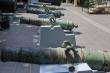 Video: Mãn nhãn bộ sưu tập 16 khẩu súng thần công ở TP.HCM