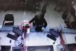 Điều tra nghi án nổ súng cướp ngân hàng ở Hà Nội