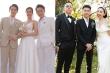 Tóc Tiên, Đông Nhi và những mỹ nhân Việt chuộng váy cưới đơn giản