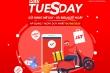 Ngày Red Tuesday (4/8) của J&T Express với siêu khuyến mãi