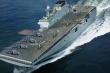 Tàu sân bay trực thăng thứ ba Trung Quốc hạ thủy có gì đặc biệt?