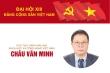 Infographic: Sự nghiệp Chủ tịch Viện Hàn lâm KH&CN Việt Nam Châu Văn Minh