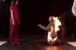 Video: Màn cầu hôn 'rực lửa' của nam diễn viên đóng thế