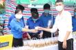 Thanh niên tình nguyện nấu 'chè hy vọng' tiếp sức sĩ tử thi tốt nghiệp THPT